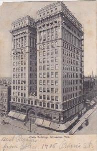 Wells Building Milwaukee Wisconsin 1906