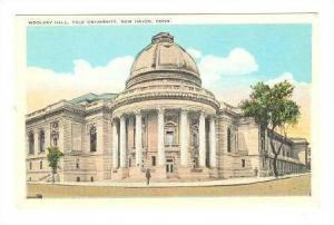 Woolsey Hall, Yale University, New Haven, Connecticut, 1910-1920s