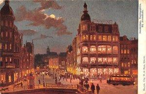 Koningsplein Amsterdam Holland Unused