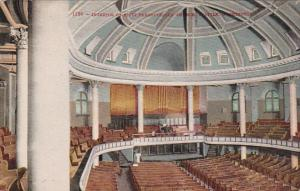 Interior Of First Presbyterian Church, SEATTLE, Washington, 1900-1910s