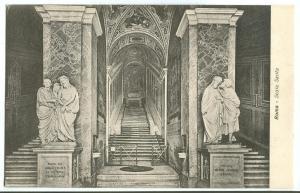 Italy, Rome, Roma, Scala Santa, unused Postcard
