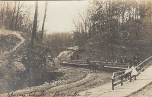 RP: MARSEILLES , Illinois , 1908 ; Spoony Chute