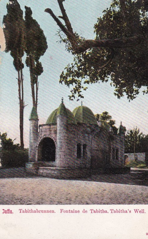 Israel , 1890s ; Jaffa. Tabithabrunne