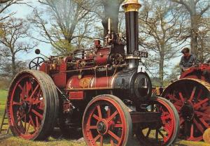 Marshall Traction Engine 6 NHP, built 1905 L6/7950T
