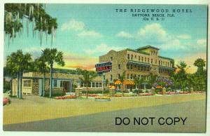 The Ridgewood Hotel, Daytona Beach Fl