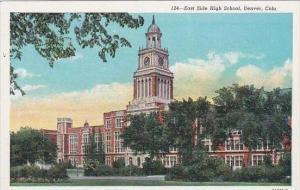 Colorado Denver East Side High School