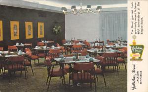 Interior , Holiday Inn , JACKSON , Tennessee , 50-60s