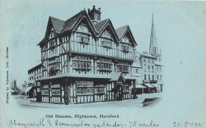 Hereford, Hightown, Old Houses 1901