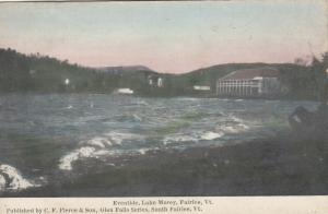 FAIRLEE , Vermont , PU-1911 ; Eventide, Lake Morey
