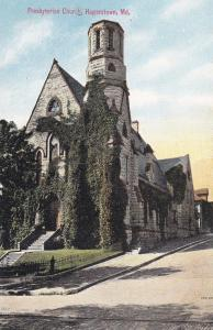 HAGERSTOWN, Maryland, 00-10s; Presbyterian Churh