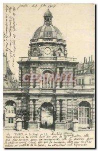 CARTE Postale Old Paris the Senate