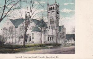 Illinois Rockford Second Congregational Church
