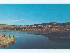Pre-1980 SHORELINE SCENE Avondale - Near St. John'S Newfoundland NL AD6076