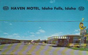 Idaho Idaho Falls Haven Motel