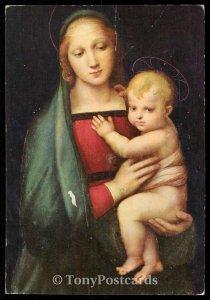 Madonna detta del Granduca by Raffaello (Raffaello Sanzio o Santi)