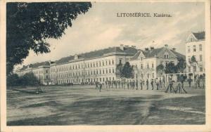 Czech Republic Litoměřice Kasárna 02.53