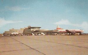 TWA Prop Airplanes at airport , PITTSBURGH , Pennsylvania , 40-50s #2