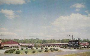 LUMBERTON , NC, 1940-1960's; Redwood Motor Lodge