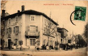 CPA MONTROND - Hotel Malliere (487648)