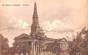 St George Cathedral Madras India Unused