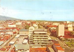 San Jose Costa Rica Vista aerea de la ciudad San Jose Vista aerea de la ciudad