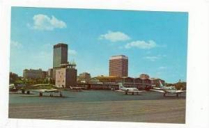 Airport, Cleveland Ohio, 40-60s