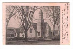 St. Luke's Episcopal Church, Charlestown, New Hampshire, PU-1910