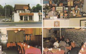 Kings Restaurant , BROCKVILLE , Ontario , Canada , 1977