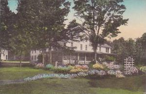 The Glenwood, showing quoit courts and flower gardens, Mill Rift, Pennsylvani...