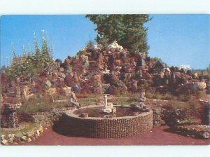 Pre-1980 PETERSON ROCK GARDENS SCENE Between Bend & Redmond Oregon OR AF6645