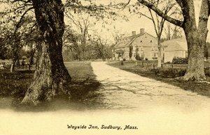 MA - Sudbury. Wayside Inn