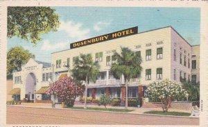 Florida Saint Petersburg Dusenbury Hotel