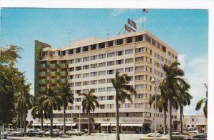 Florida Miami The Biscayne Terrace Hotel 1959