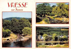 Belgium Vresse sur Semois, Descente de la Semois en kayak, Le Pont Saint Lambert