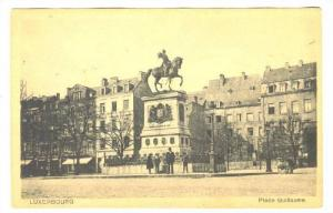 Place Guillaume, Luxemburg, 00-10s