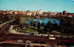 California Los Angeles MacArthur Park 1966