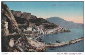Italy Amalfi - Panorama dal hotel Sirene 00s - 10s