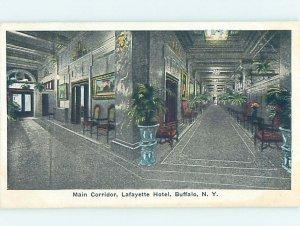 W-border HOTEL SCENE Buffalo New York NY AE1914