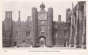 RP; The Clock Court, Hampton Court Palace, Middlesex, Emgalnd, United Kingdom...