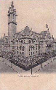 New York Buffalo Federal Building