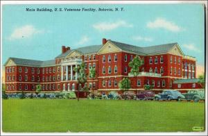 Main Bldg, Veterans Facility, Batavia NY