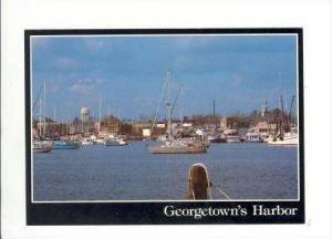 Georgetown's Harbor, Georgetown, South Carolina, 1940-1960s