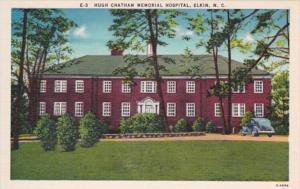 North Carolina Elkin Hugh Chatham Memorial Hospital