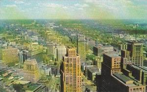 Michigan Detroit Downtown Detroit
