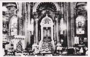 RP; MEXICO; The Altar of the Virgin of Guadalupe, 30-40s