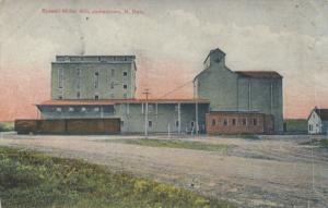 JAMESTOWN , North Dakota , 1900-10s ; Russell-Miller Mill