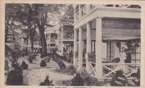 Hill Top Inn , NEWPORT , Rhode Island , PU-1925