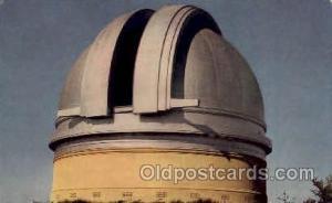 Palomar Observatory San Diego, CA, USA Postcard Post Cards Old Vintage Antiqu...