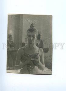 140556 SIZOVA Russian BALLET Star DANCER Sleeping Beauty PHOTO