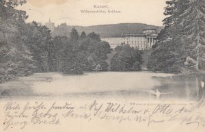 KASSEL , Germany , 1903 ;  Schloss